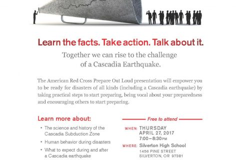 Prepare Out Loud with the Red Cross Club