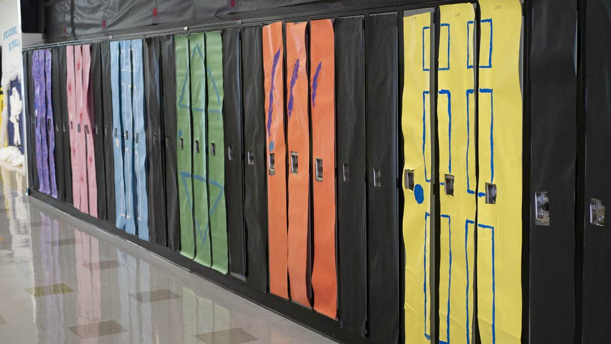 Monster's Inc Doors
